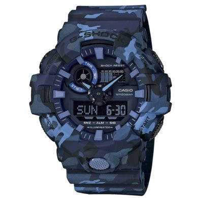 Casio G-Shock Casio Standard Black Rubber 11-B-650WB-1BEF