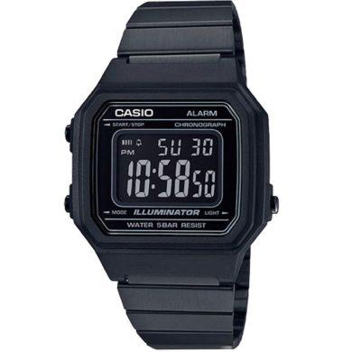 Casio Standard Black Rubber 11-B-650WB-1BEF