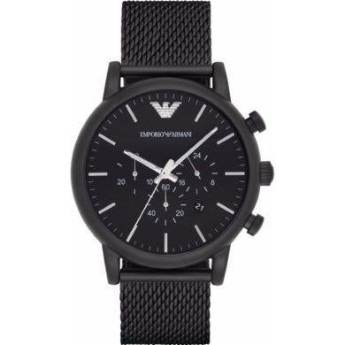 Emporio Armani Luigi με Χρονόμετρο AR1968 , ρολόι, ρολόγια, Emporio Armani, Ανδρικό ρολόι, Δωρεάν μεταφορικά
