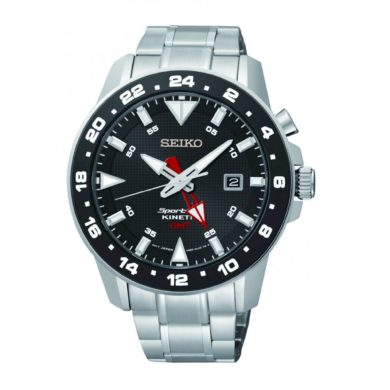 SEIKO Sportura Kinetic GMT SUN015P1
