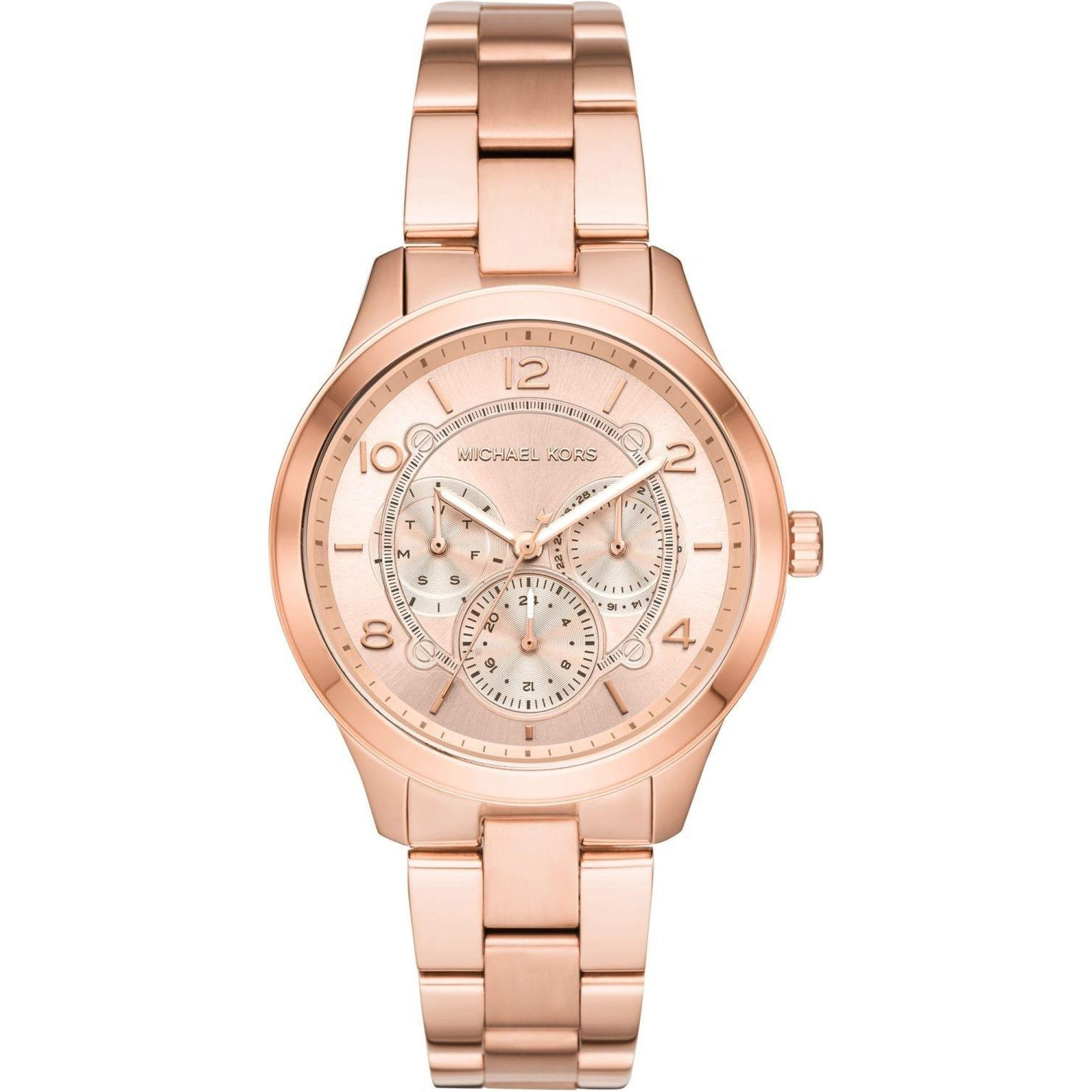 Michael Kors Rose Gold Stainless Steal MK6589