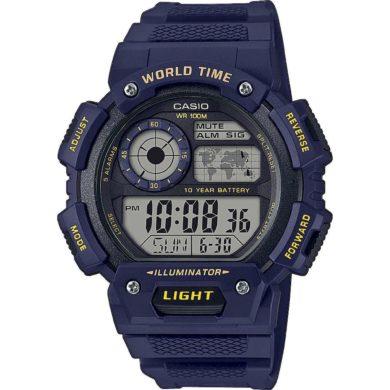 Casio Standard Chronograph 1400wh-2avef-blue