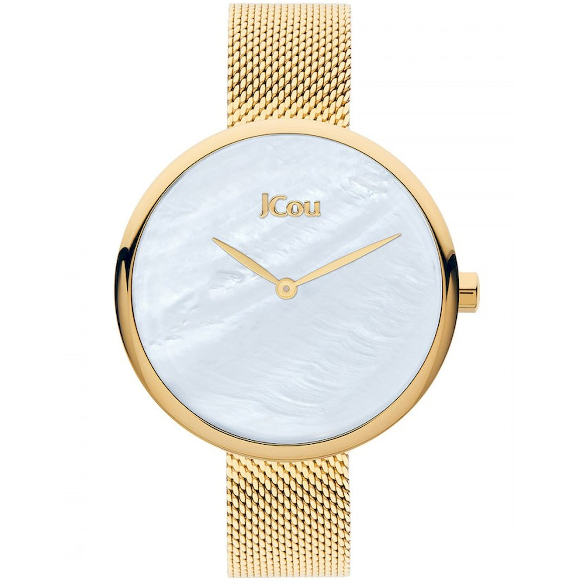 JCOU Luna Gold Stainless Steal
