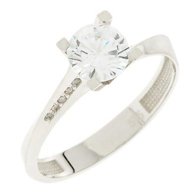 μονόπετρο, Δαχτυλίδι για προταση γάμου, Δίχρωμο Μονόπετρο, Μονόπετρο σε ροζ χρυσό, μονόπετρο με διαμάντι