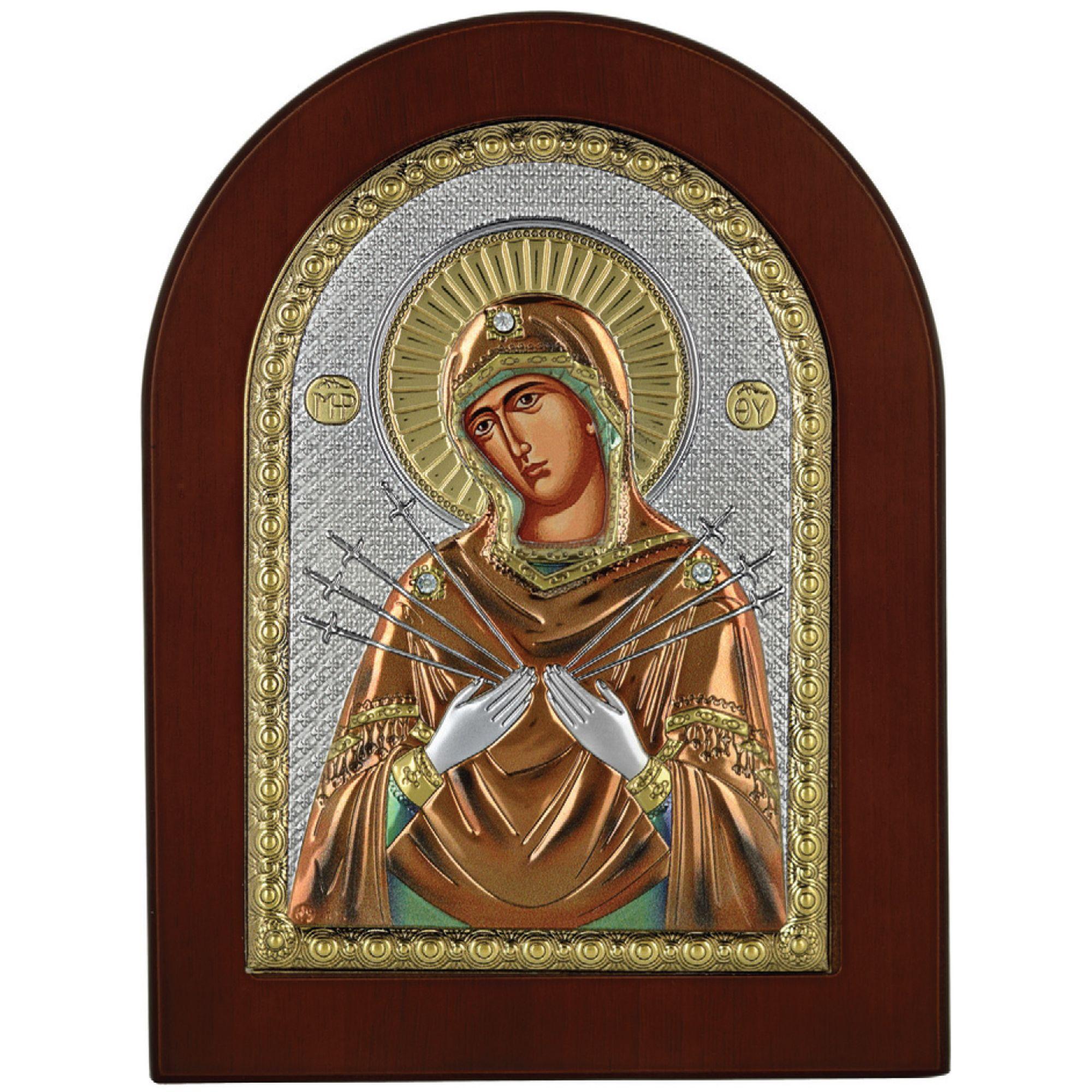 Εικόνες Παναγίας, Ασημένια Εικόνα Παναγίας, Παναγία ασημένια εικόνα, Δωρεάν Μεταφορικά