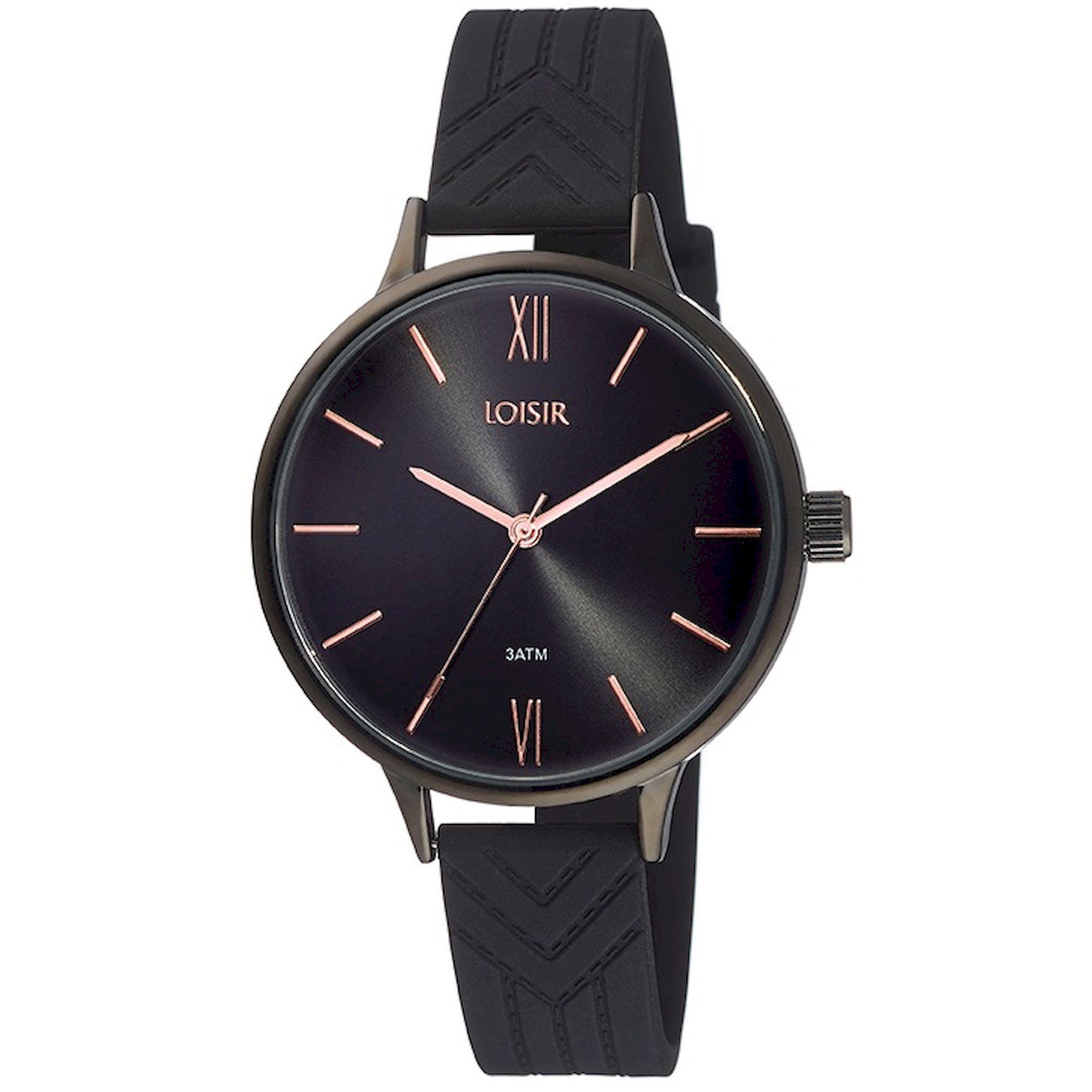 Loisir Ρολόι Paradise Μαύρο Καντράν 11L75-00295, γυναικείο ρολόι, ρολόι loisir, loisir , Δωρεάν έξοδα αποστολής, Αμεση Διαθεσιμότητα, λοισιρ γυναικεία ρολόγια