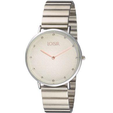 Loisir Ρολόι IDOLE Λευκό Καντράν 11L03-00379