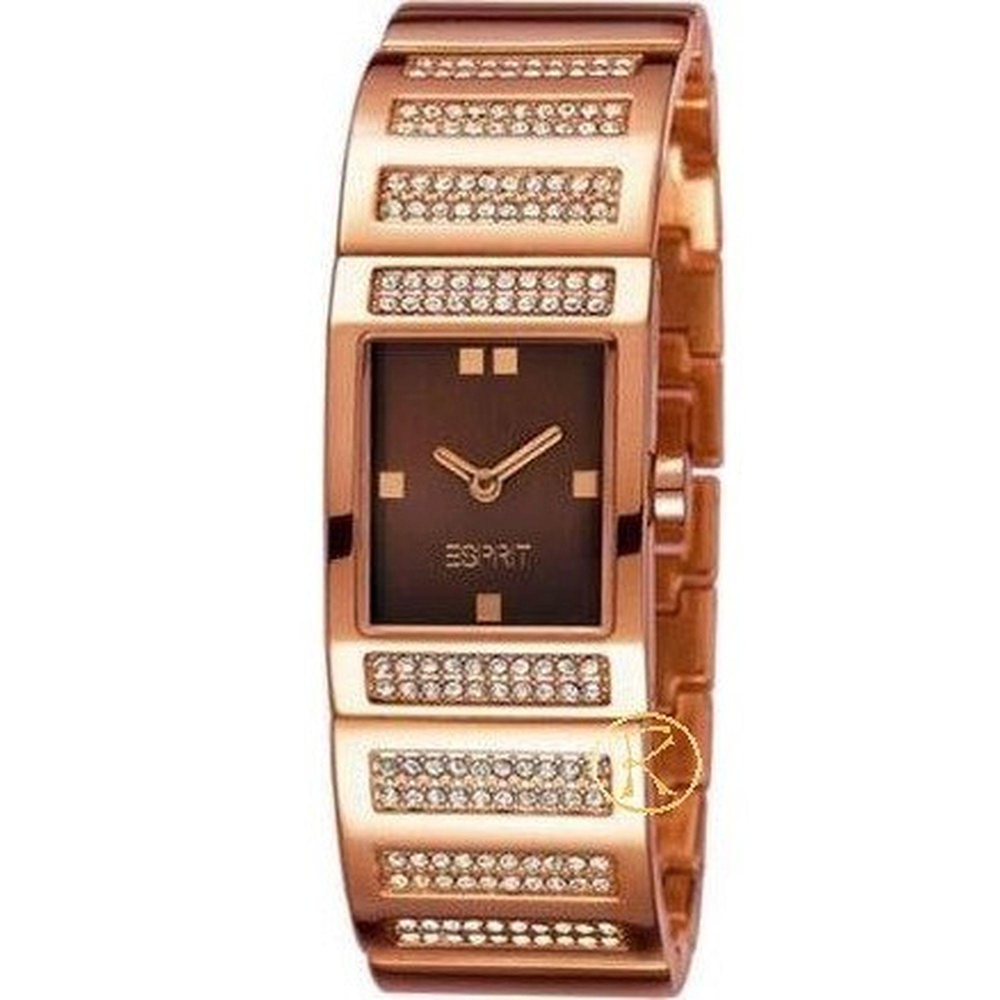 Ρολόι Esprit litz'n' Cool Rose Gold ES900102003