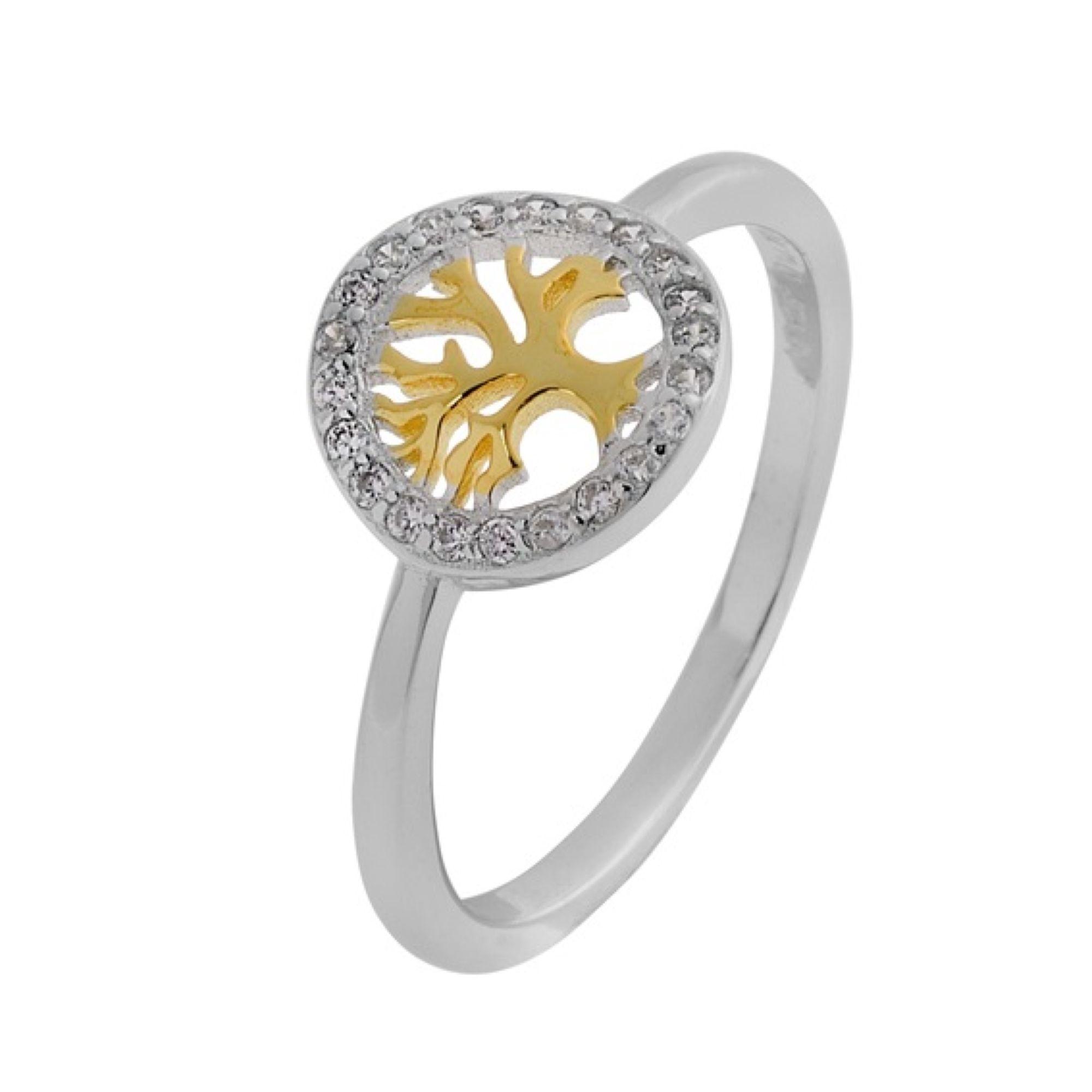 Ασημένιο δαχτυλίδι 925 με το Δέντρο της Ζωής
