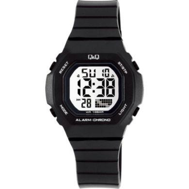 Q&Q ρολόι σε Μαύρο Χρώμα M137J001Y