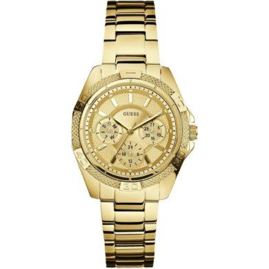 Ρολόι Guess Phantom με Χρυσό Μπρασελέ W1083L3