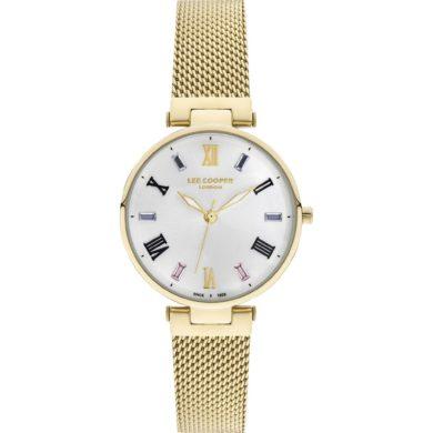 Lee Cooper Ρολόι με Μπρασελέ σε Χρυσό Χρώμα 28mm LC07033.130, Γυναικείο Ρολόι, Ρολόι, Lee Cooper, Ρολόγια, Δωρεάν μεταφορικά