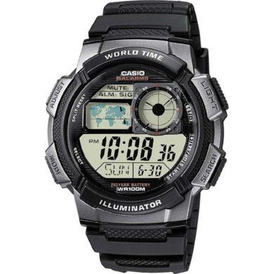 Casio Ψηφιακό Ρολόι AE-1000W-1BVEF