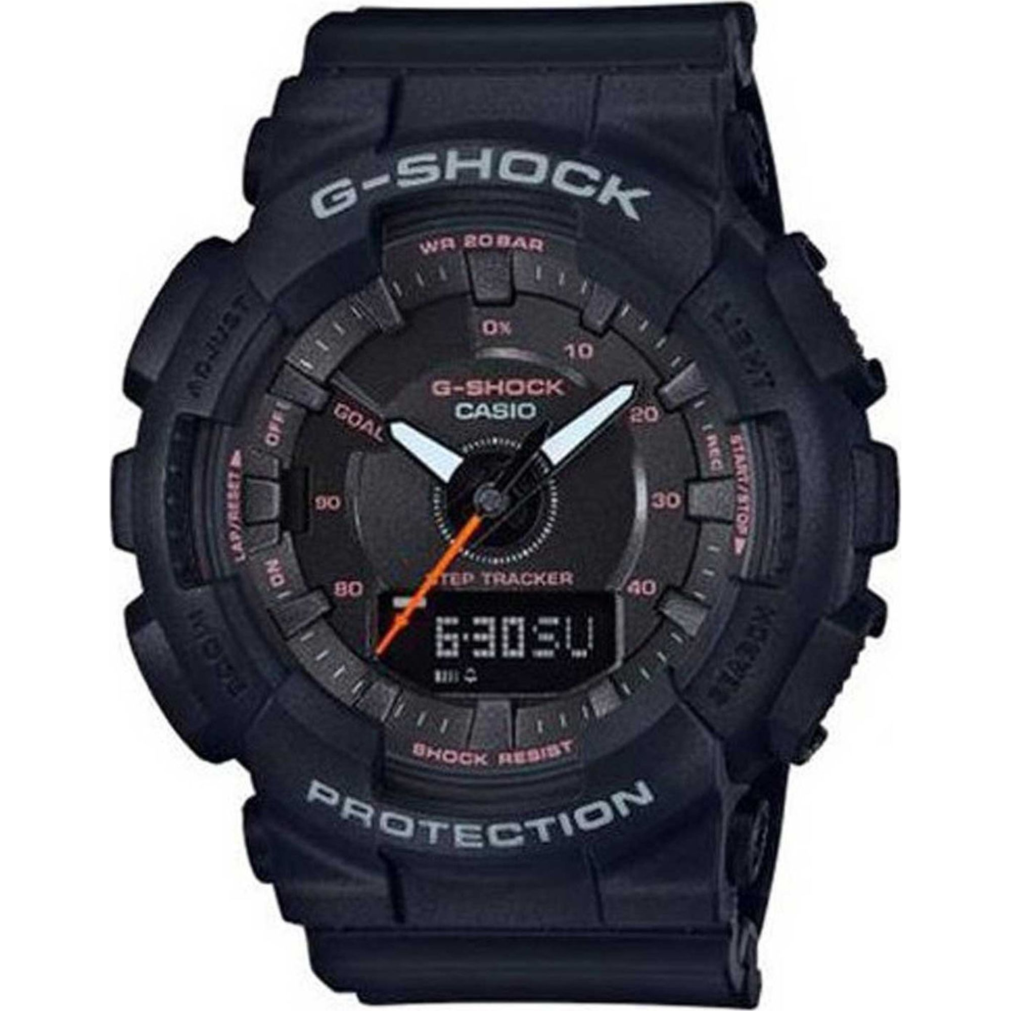 Casio G-Shock 20 bar 46mm GMA-S130VC-1AER
