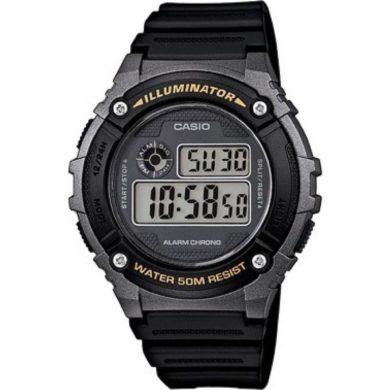 Casio Ψηφιακό Ρολόι W-216H-1BVEF