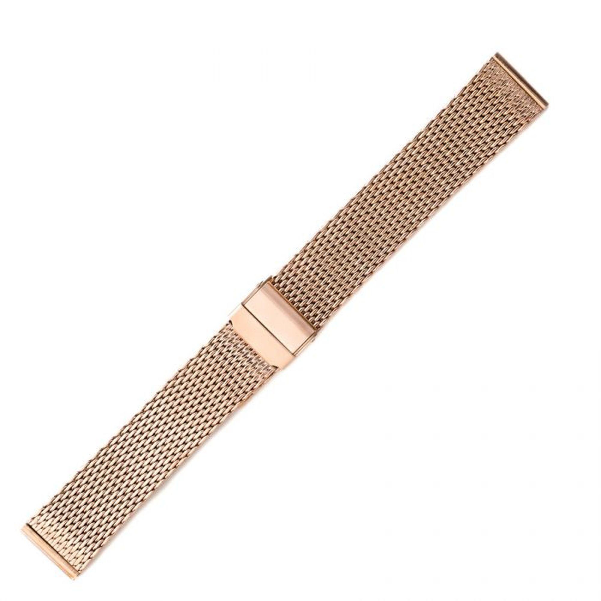 Μεταλικό Μπρασελέ Ροζ 2,6mm 18mm