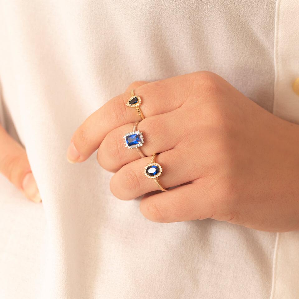 Κοσμήματα - Δαχτυλίδια ζιργκόν