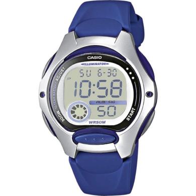 Casio Παιδικό Ρολόι με Μπλέ Λουράκι LW-200-2AVEF