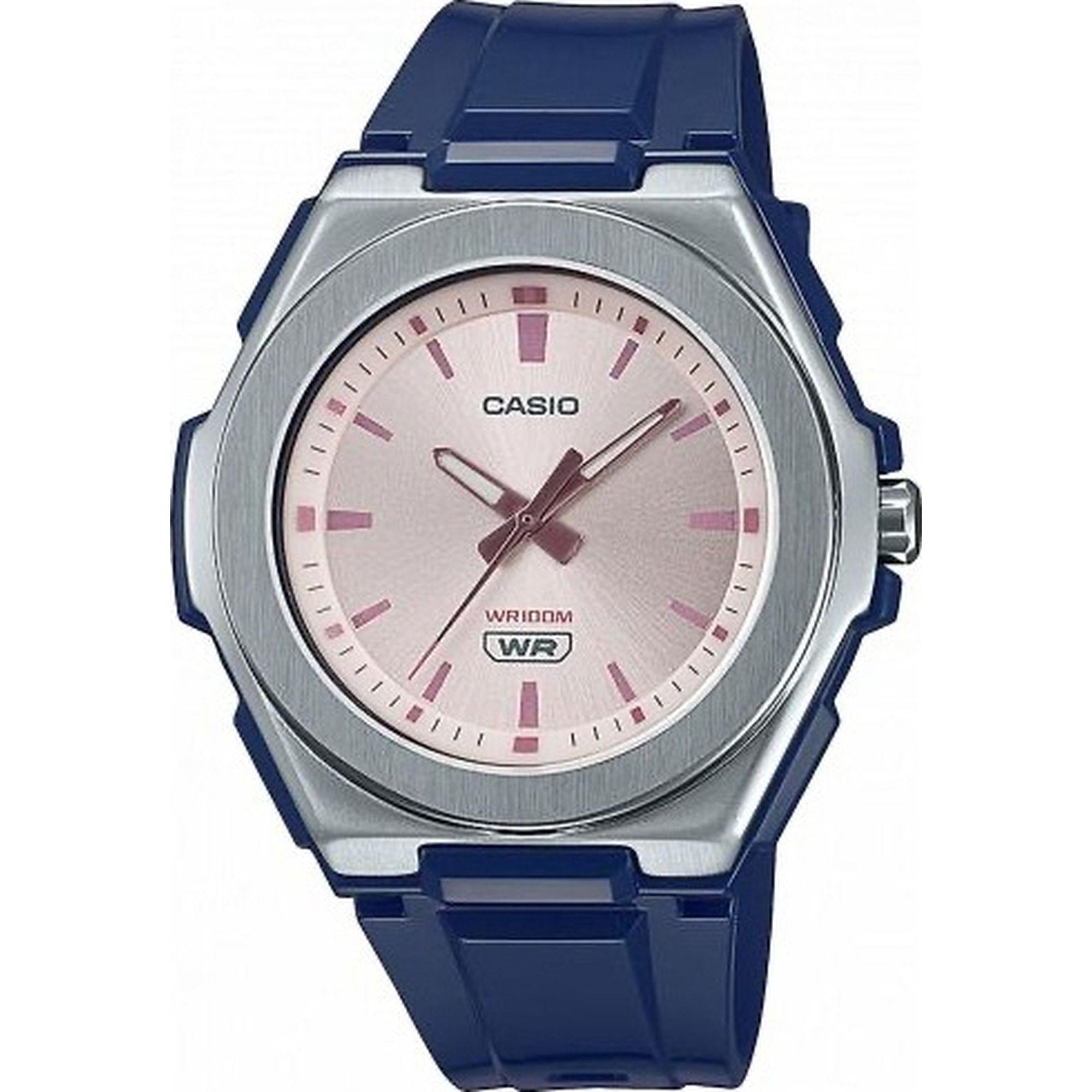 Casio Ρολόι με Λουράκι σε Μπλέ χρώμα LWA-300H-2EVEF